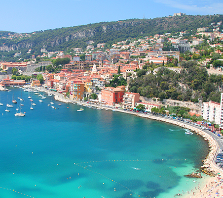 Nice and the French Riviera for spring