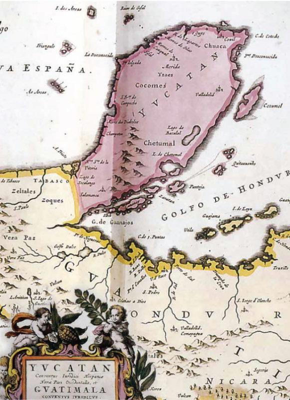 Yucatan antiguo